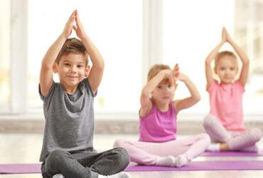 çocuk pilates